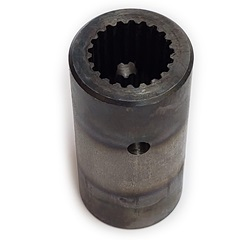 Rears Fan Shaft Coupler Bottom View