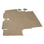 69-70 Coupe Convertible Trunk Mat (Speckled)