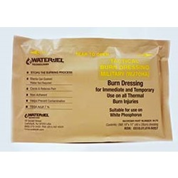 "19"" x 11"" TACTICAL MILITARY BURN DRESSING"