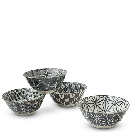 Komon Assorted Bowl Set
