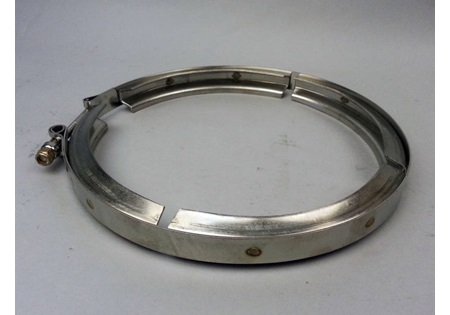 "Banjo 3"" Stainless Steel Clamp"