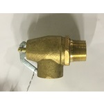 "2""Safety Relief Valve 15 PSI (8-10 Section)"