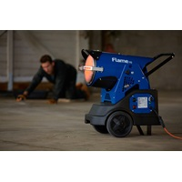 Veloci Flame 115 Mobile Radiant Heater