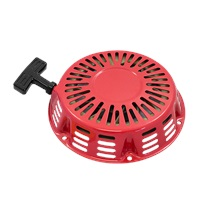 GX Series Red Recoil Starter Assembly for GX 240-270