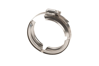 "2"" Banjo Worm Screw Clamp 