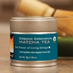 Organic Matcha Green Tea by Living Qi