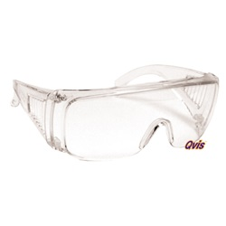 Lucent™ Visitors Glasses, Clear Lens (Qvis)