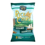 Rice Chips, Sesame Seaweed - 6oz
