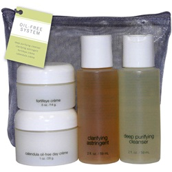 Oil-Free Travel Kit