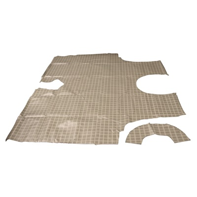63-64 Galaxie Trunk Mat (Plaid)