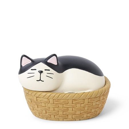 Figurine Cat Sleeping