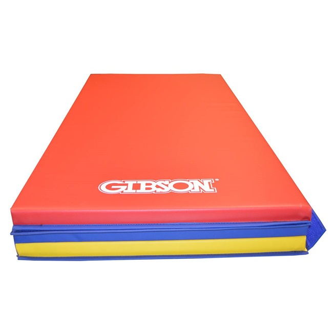 Gibson Tri-Color Tumbling Mats