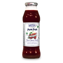 Tart Cherry Fusion Juice, Organic (Lakewood) - 12.5oz