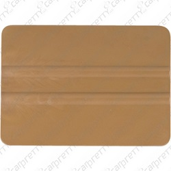 "4"" 3-M Gold Bondo Card"