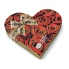 Romeo and Juliet Heart (10 oz)