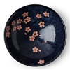 "BLUE SAKURA 9.75"" BOWL"