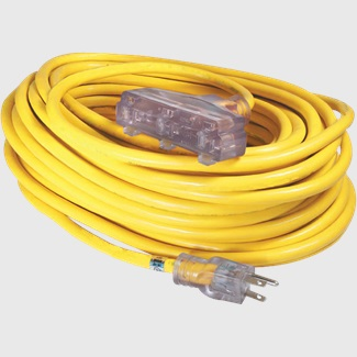 50ft Heavy Duty Extension Cord