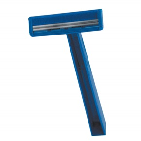 Quality® Lightweight Twin Blade Razor