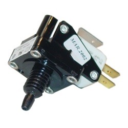 AIR SWITCH: JAG-3 - SPDT - MOMENTARY - 3AMP - BULK