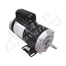 PUMP MOTOR: 2.0HP 220V 50HZ 2-SPEED 48 FRAME