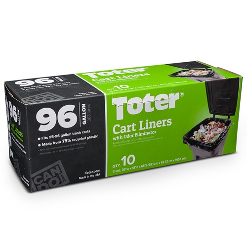 96 Gallon Cart Liners