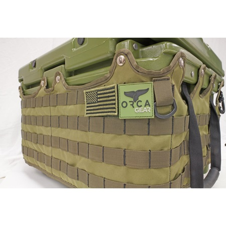 58 Quart Molle Wrap Desert Green