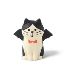 "Figurine Devil Cat 1.5""H"