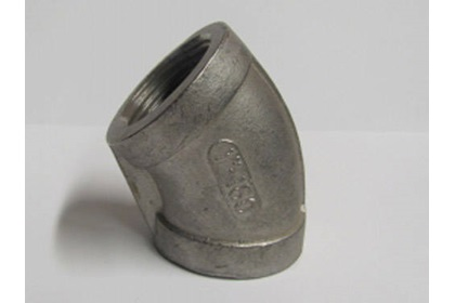 Stainless Steel 45 Degree Elbows