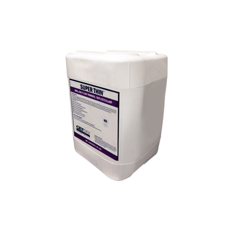 Cetco Superthin   Drilling Fluid Thinner 5Gal