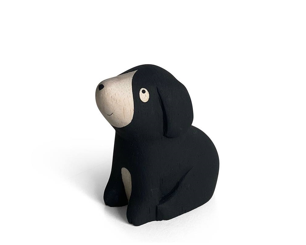 T-Lab Wooden Animal - Beagle