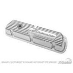 Bronco Polished Aluminum Valve Covers (Pair)