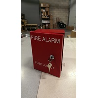 Fire Alarm Fuse Cutout Box