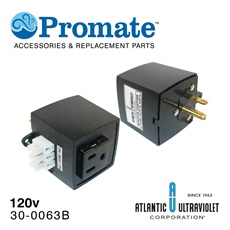 Adapter: Monitor 120v 50/60 Hz Dry Contact Output.