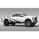 Javelin Truck Graphics (satin black)