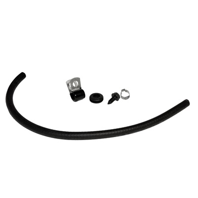 1964-70 Mustang Rear End Vent Hose Kit