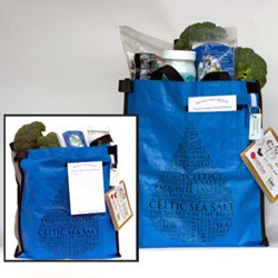 Selina Naturally ® Earth-Friendly Shopping Tote