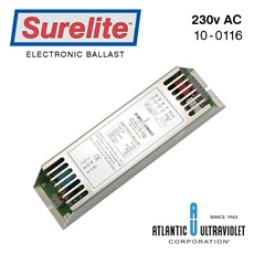 Ballast: S2400B/C 220/240V CE Approved 50/60Hz Electronic