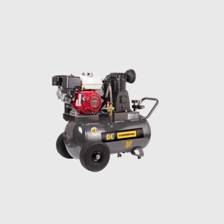 20 Gallon Wheeled Gas Compressor