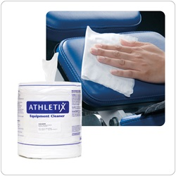 Athletix® Equipment Cleaning Wipes