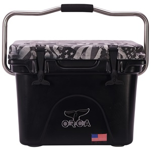 One Nation Midnight Lid Black 20 Quart