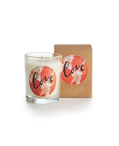 Love Votive Candle