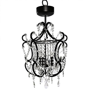 "26""H Poetic Wanderlust by Tracy Porter Cordless LED Cristal Chandelier"