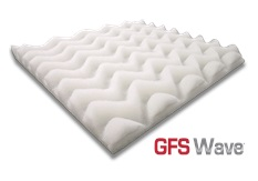 GFS WAVE® PAINT BOOTH FILTERS