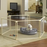 Wire Mesh Play Yards - COMING SOON!