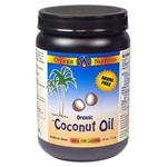 Omega Nutrition Organic Coconut Oil (53 oz)