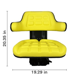Agricultral Universal Suspension Seat