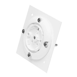 FE-3000-203 Flush Mount Plate with Back Plate for Fireray 3000
