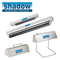 Shadow® Blacklight Fixtures