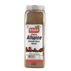Allspice, Ground - 16oz