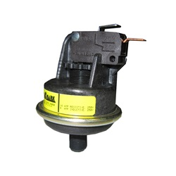 "PRESSURE SWITCH: 16AMP SPNO 1/8"" NPT ADJUSTABLE"